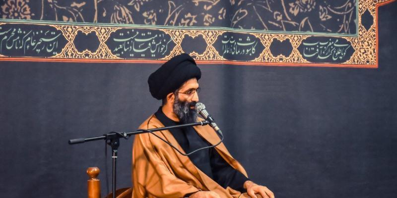 کلیپ صوتی استاد سیّدعباس موسوی مطلق - الْحَمْدُ لله عَلَى کُلِّ حال