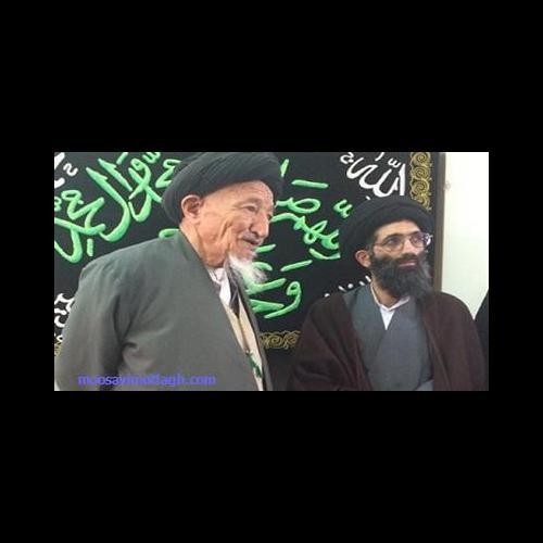 خاطراتی از ملاقات استادموسوی مطلق با حجه الاسلام سيداحمد موسوى نيك
