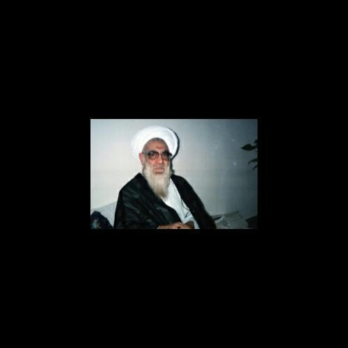 ملاقات استاد موسوی مطلق با آیتالله وجدانی فخر
