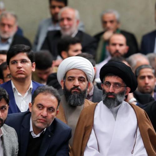 گزارش تصویری دیدار با مقام معظم رهبری در سالروز ولادت حضرت زهرا(س)
