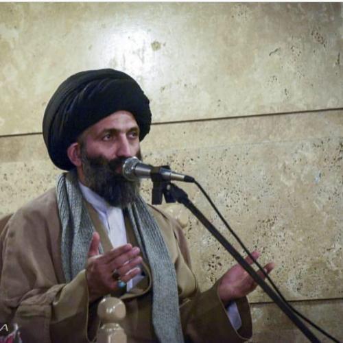 گزارش سخنرانی حجت الاسلام سیّدعباس موسوی مطلق در بيت شهيدان عبورى