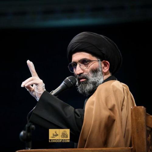 گزارش تصویری از سخنرانی استاد موسوی مطلق در شب شهادت امیرالمومنین علی(ع) - ریحانه الحسین