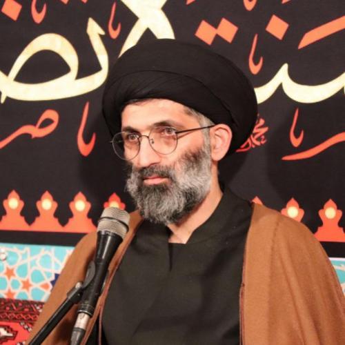 گزارش تصویری از مراسم شب احیای نوزدهم توسط حجت الاسلام موسوی مطلق