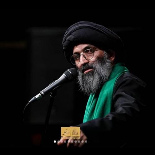 خلاصه سخنرانى استاد موسوى مطلق در شب پنجم محرم ۹۸ - ريحانه الحسين(ع)