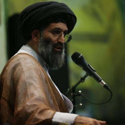 گزارش تصویری سخنرانی استاد موسوی مطلق در ایام عید غدیر - انصارالعباس(ع)