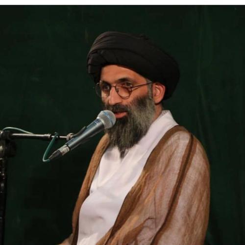 گزارش تصویری سحنرانی استاد موسوی مطلق در جشن عيد غدير - رفسنجان مرداد ۹۸