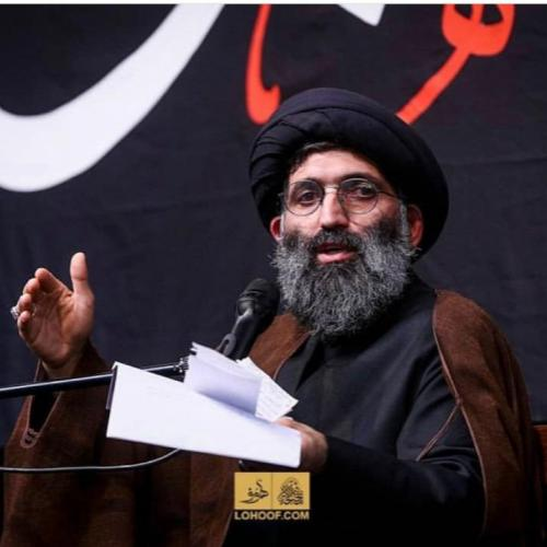 گزارش تصویری سخنرانی حجت الاسلام موسوی مطلق در شهادت امام جواد ۹۸ - ریحانه الحسین(ع)