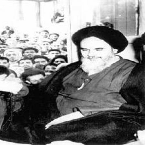 شفای دختر امام خمینی (ره)