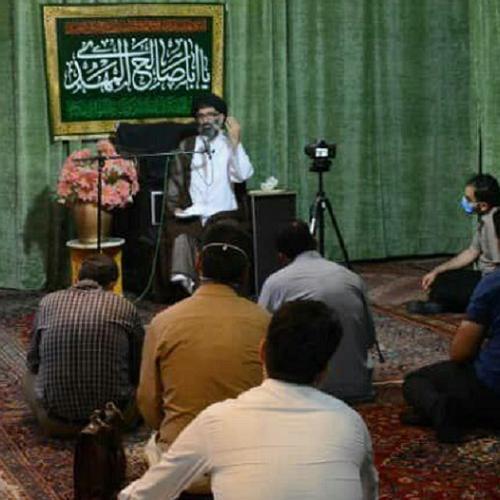 گزارش تصویری از درس اخلاق حجت الاسلام استاد سیّدعباس موسوی مطلق _ ۲۰ مرداد ۹۹