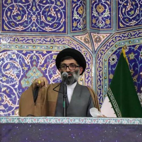 مشروح سخنرانی  حجت الاسلام موسوی مطلق در خطبه های پیش از نماز  جمعه شهر قم  + گزارش تصویری