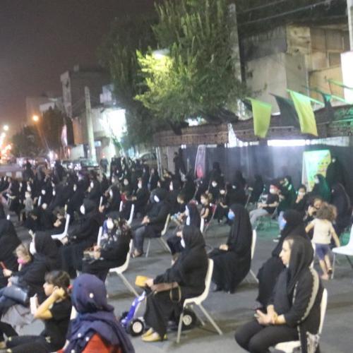 گزارش تصویری از سخنرانی استاد سیّدعباس موسوی مطلق در شب دوم محرم ۹۹ - حسینیه ولایت