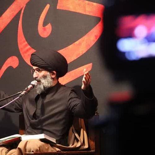 گزارش تصویری از سخنرانی استاد سیّدعباس موسوی مطلق در روز دوم محرم ۹۹ - امین الزهراء (س)