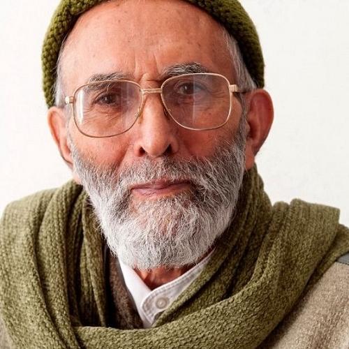 ملاقات حجت الاسلام موسوی مطلق با استاد عالیمقام  حاج شیخ مهدی سمندری نجف آبادی