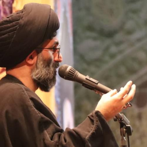 گزارش تصویری از سخنرانی استاد سیّدعباس موسوی مطلق در  مشهد مقدس - شباب المهدی (عج) شب دوم