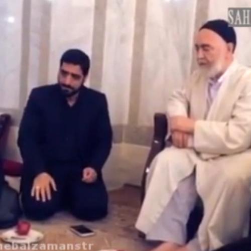 ویدئو مجلس روضه در منزل آیت الله عبدالقائم شوشتری