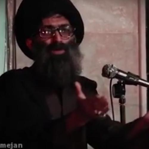 ویدئو روضه جانسوز از حجت الاسلام سیّدعباس موسوی مطلق