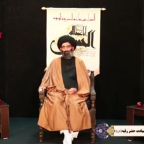 ویدئو نظر استاد شهید مطهری پیرامون حضرت رقیه سلام الله علیها در کلام استاد سیّدعباس موسوی مطلق