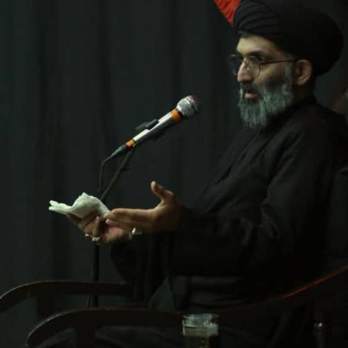 گزارش تصویری از سخنرانی استاد سیّدعباس موسوی مطلق در  بندر امام خمینی