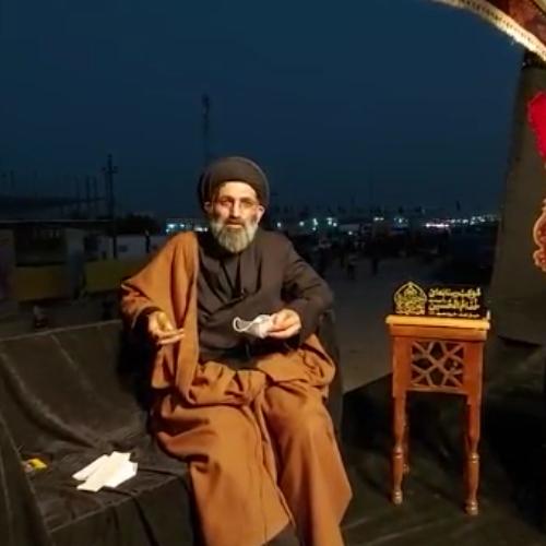 حجت الاسلام موسوی مطلق: زوّار عراقی دلتنگ ایرانی ها
