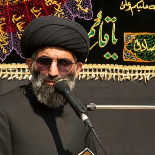 گزارش تصویری از سخنرانی استاد سیّدعباس موسوی مطلق در روز شهادت امام رضا (ع) ۹۹
