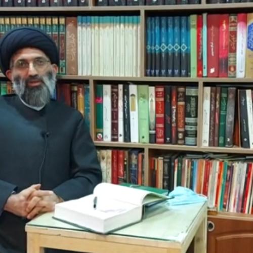 ویدئو بیانات استاد موسوی مطلق درباره حضرت سکینه سلام الله علیها