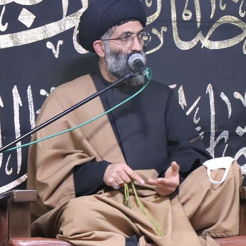 گزارش تصویری از سخنرانی حجت الاسلام موسوی مطلق در شب شهادت امام حسن عسکری(ع)