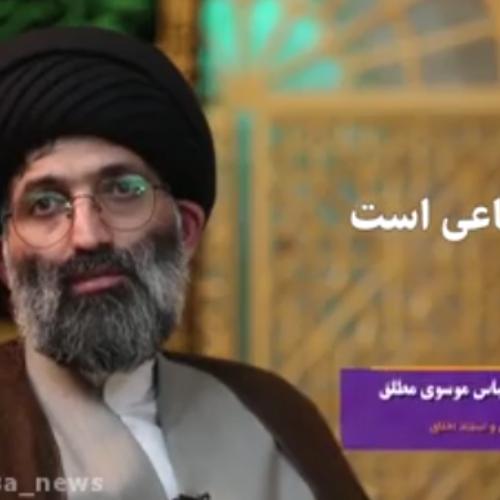 ویدئو  صحبتهای استاد موسوی مطلق: در هر شرایطی قادر به احیای امر اباعبدالله هستیم