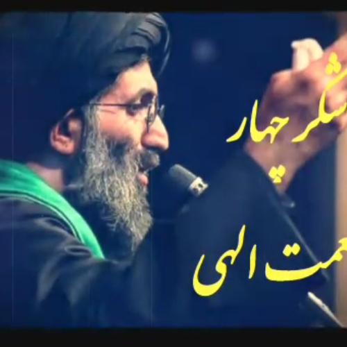 ویدئو کوتاه از حجت الاسلام موسوی مطلق با عنوان شکر چهار نعمت الهی