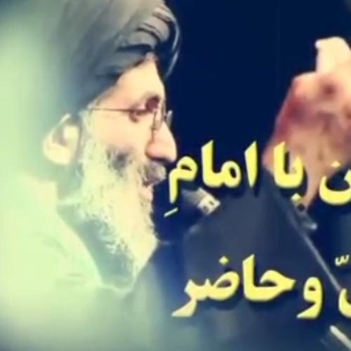 ویدئو کوتاه از حجت الاسلام موسوی مطلق با عنوان سخن با امام حیّ و زنده
