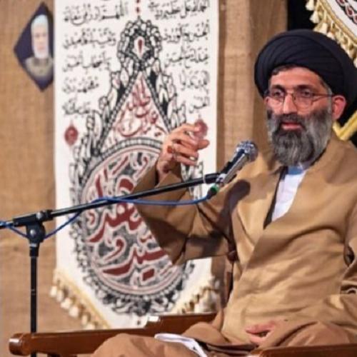 گزارش تصویری از سخنرانی حجت الاسلام موسوی مطلق در هیئت فاطمیون قم