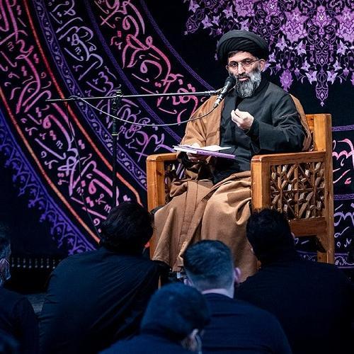 ویدئو کوتاه از سخنرانی حجت الاسلام موسوی مطلق در شب اول فاطمیه ۹۹ - ریحانه الحسین (ع)