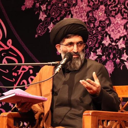 ویدئو کوتاه از سخنرانی حجت الاسلام موسوی مطلق در  شب دوم فاطمیه ۹۹ - ریحانه الحسین (ع)