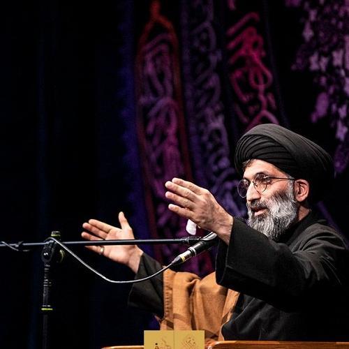 ویدئو کوتاه از سخنرانی حجت الاسلام موسوی مطلق در شب سوم فاطمیه ۹۹ - ریحانه الحسین (ع)