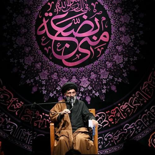 گزارش تصویری از سخنرانی حجت الاسلام موسوی مطلق در  شب چهارم فاطمیه ۹۹ - ریحانه الحسین (ع)