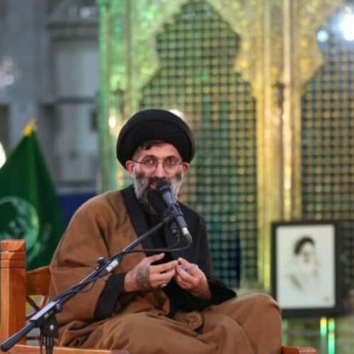گزارش تصویری از سخنرانی استاد سیّدعباس موسوی مطلق در  شب شهادت حضرت زهرا (علیها السلام)