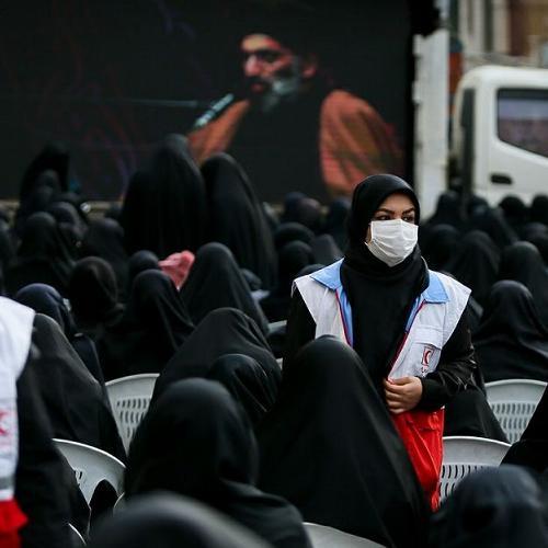گزارش تصویری از سخنرانی حجت الاسلام موسوی مطلف در روز شهادت حضرت زهرا (س) - ریحانه الحسین (ع)