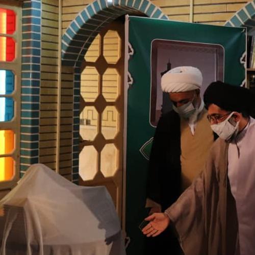 گزارش تصویری از آئین رونمایی از دو اثر جدید حجت الاسلام سیّدعباس موسوی مطلق