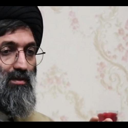 ویدئو کوتاه از حجت الاسلام موسوی مطلق با عنوان گفتاری پیرامون چشم زخم - بخش هفتم