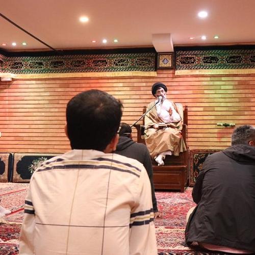 خلاصه سخنرانی حجت الاسلام استاد سیّدعباس موسوی مطلق در شب اول ماه رمضان - ۲۴ فروردین ۱۴۰۰