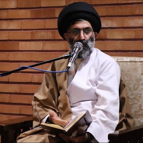 گزارش تصویری سخنرانی حجت الاسلام سیدعباس موسوی مطلق در شب چهارم ماه مبارک رمضان ۱۴۰۰