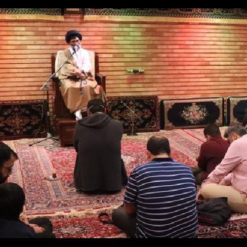 خلاصه سخنرانی حجت الاسلام استاد سیّدعباس موسوی مطلق در شب چهارم ماه رمضان - ۲۷ فروردین ۱۴۰۰