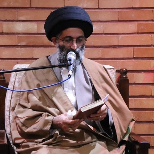 گزارش تصویری از درس اخلاق حجت الاسلام استاد سیّدعباس موسوی مطلق - ۳۰ فروردین ۱۴۰۰