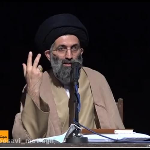 ویدئو سخنرانی حجت الاسلام موسوی مطلق در سی و هشتمین سالگرد عروج آسمانی موحد کبیر حاج سیدهاشم موسوی حداد