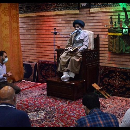 خلاصه سخنرانی حجت الاسلام استاد سیّدعباس موسوی مطلق در شب دهم ماه رمضان - ۲ اردیبهشت ۱۴۰۰