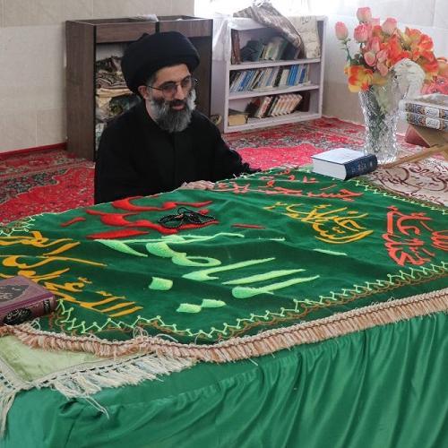 گزارش تصویری از زیارت مزار مطهر حافظ رجب برسی