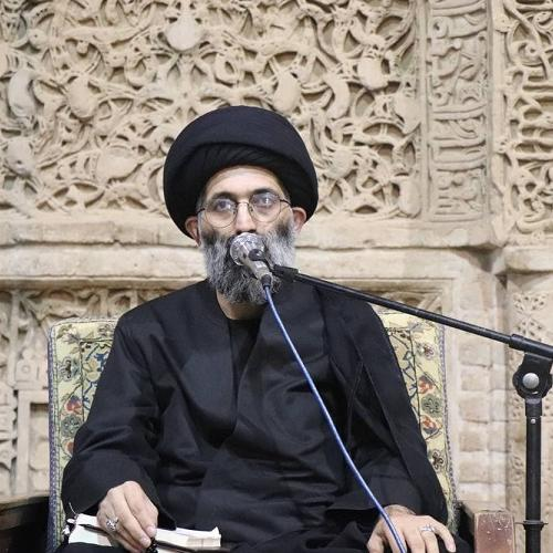 گزارش تصویری سخنرانی حجت الاسلام سیدعباس موسوی مطلق در احیای شب ۲۱ ماه رمضان ۱۴۰۰