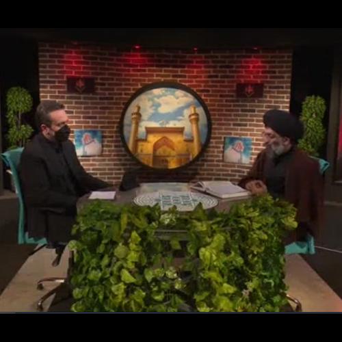 ویدئو بیانات حجت الاسلام موسوی مطلق در برنامه تلویزیونی دیدار  - شبکه یک سیما