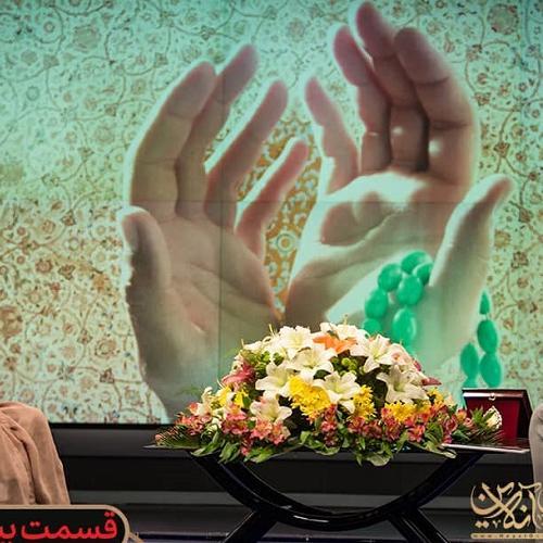 گفتگویی صمیمی با حجت الاسلام موسوی مطلق در ویژه برنامه هیئت آنلاین