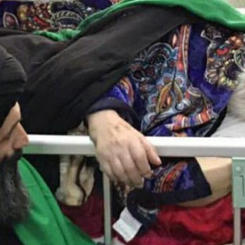 پیام تسلیت حجت الاسلام موسوی مطلق در پی ارتحال عبد صالح خدا حاج محمد علی خلف زاده