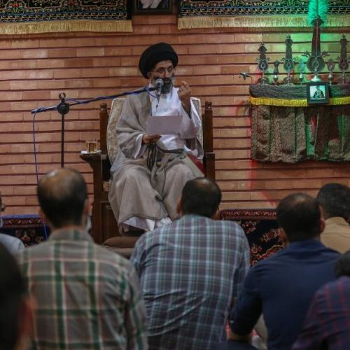خلاصه مباحث درس اخلاق حجت الاسلام استاد سیّدعباس موسوی مطلق - ۱۰ خرداد ۱۴۰۰